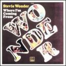 Discografía de Stevie Wonder: Where I'm Coming From