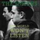 Discografía de The Smiths: The World Won't Listen