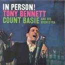 Discografía de Tony Bennett: In Person!