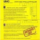Discografía de UB40: Signing Off