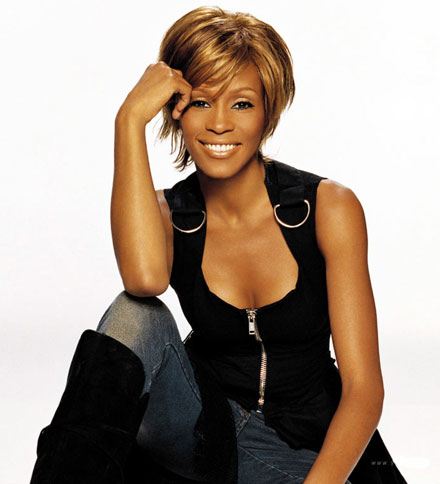 Fotos de Whitney Houston